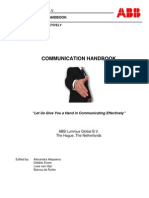 Communication Hand Book Nkg