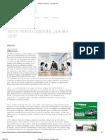 Martes Financiero - Management
