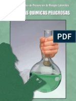 Manual Informativo de Prevenci%F3n de Riesgos Laborales SUSTANCIAS QU%CDMICAS PELIGROSAS