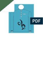 Pola Baju Lengkap Hijau