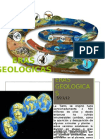 Eras Geologic As