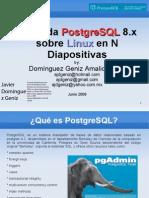 Aprendiendo postgreSQL