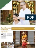Thai Massage Teachings