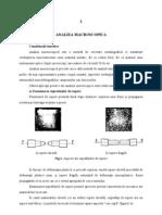3 Analiza macroscopica