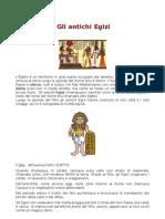 Gli Antichi Egizi - Caterina Patti
