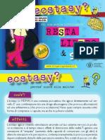 Ecstasy tra i giovani DIPARTIMENTO POLITICHE ANTIDROGA