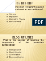 Uapccd Review Notes Bldg. Utilities (Part 3)