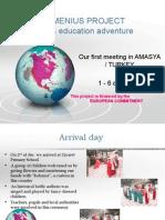 Meeting in AMASYA PPTminimizer
