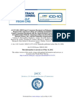 ACCF AHA 2009 Expert Consensus Document on Pulmonary Hypertension