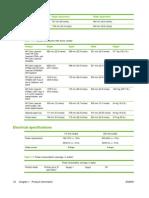 HP Color LaserJet 4700, CP4005 Parts, Service Manual
