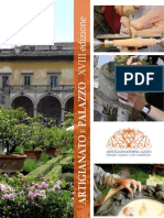 Artigianato & Palazzo - Botteghe artigiane e loro committenze (XVIII edizione)