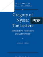 Gregory of Nyssa_Letters