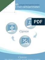 iOpinion presentation