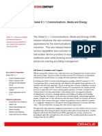 Siebel 8.1.1 Communications, Media and Energy