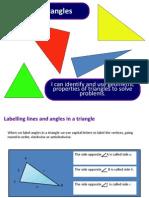 Triangle Quadrilateral