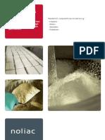 Noliac CEramics NCE Datasheet