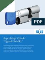 Gege Elolegic Cylinder