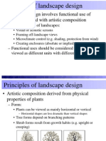 Principles of Landscape Design2