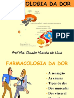 Aula Farmacologia Da Dor
