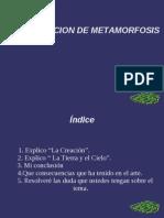 Metamofósis