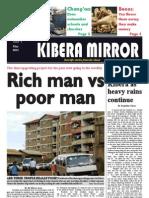 Kibera Mirror May