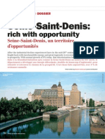 Paris Region Magazine Num 2 - Seine Saint Denis