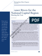 Cleaner Rivers for the Capital Region Final 5-17-12 EMBARGOED