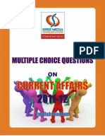 MCQs on Current Affairs 2011-12