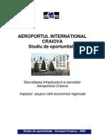 Aeroport Craiova Studiu de ate