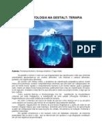 PSICOPATOLOGIANAGESTALT-TERAPIA