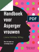 Handboek voor Asperger-vrouwen - Liane Holliday Willey (leesfragment)