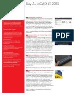 AutoCAD LT 2013 -10 Razones para Actualizar