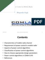 Seminar on Wireless Communication