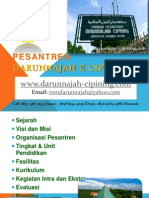 Profil Pesantren Darunnajah Cipining Bogor