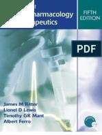 Pdf 12th edition katzung pharmacology