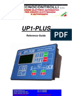 Tecnocontrolli_UP1-PLUS Reference Guide (UK)