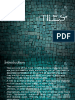 Uses of Tiles (1)