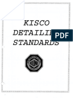 Kline Iron and Steel Detailing Standards