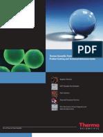 Fisher Thermo Scientific Catalogue v Dear