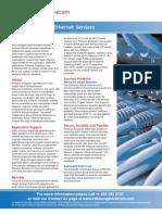 Managed Ethernet Services