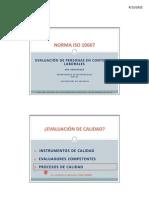 26 de març 2012 Norma ISO 10667
