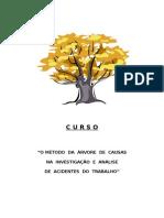 CURSO ÁRVORE DAS CAUSAS