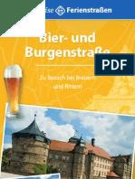 Bier- und Burgenstraße. Zu Besuch bei Brauern und Rittern