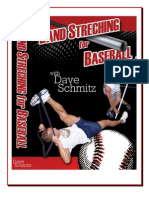 Band Stretching for Baseball