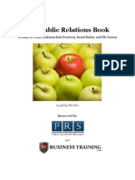 Public Relations Book