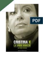 Cristina K -Editorial Sudamericana - José Di Mauro