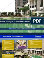 Accommodation in Sunny Beach 2012