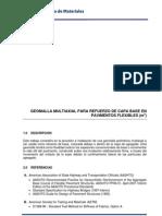 Espec TDM Geomalla Multi Axial Triax 160 Ref Base Pav Flex