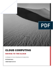 Cloud Computing Whitepaper - Sid Bhattacharya