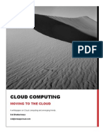 Cloud Computing Whitepaper - Sid Bhattacharya